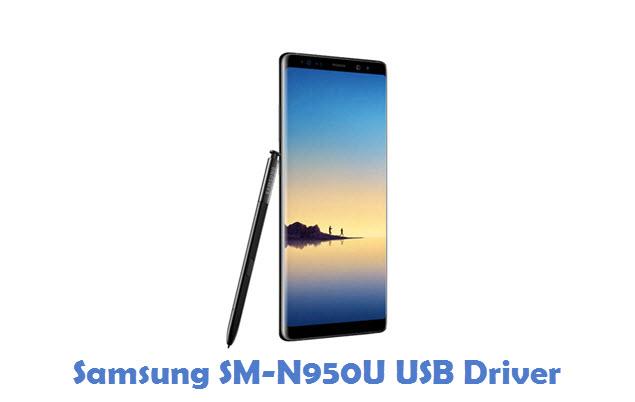 Samsung SM-N950U USB Driver