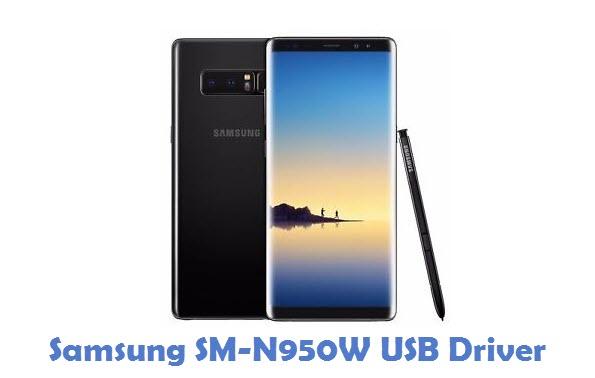Samsung SM-N950W USB Driver