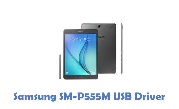 Samsung SM-P555M USB Driver
