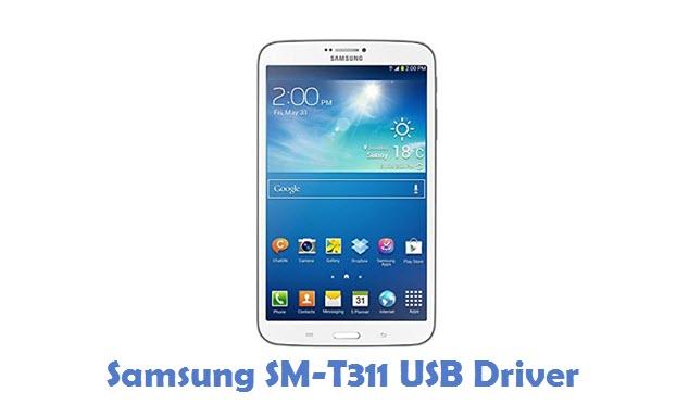 Samsung SM-T311 USB Driver