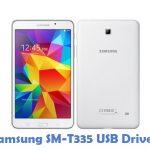 Samsung SM-T335 USB Driver