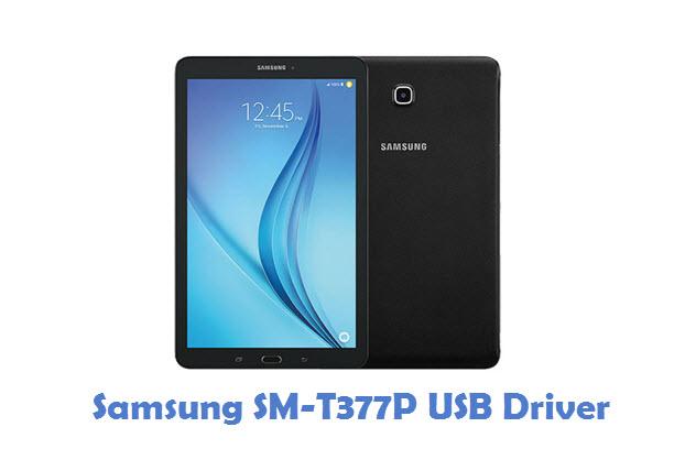 Samsung SM-T377P USB Driver