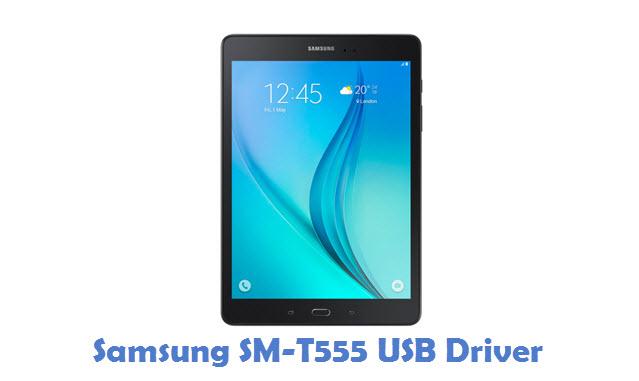 Samsung SM-T555 USB Driver