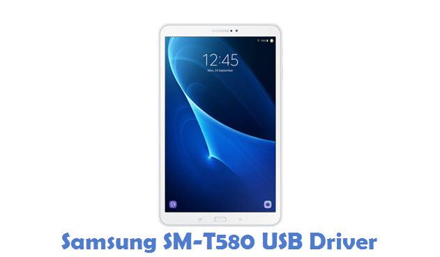 Samsung SM-T580 USB Driver