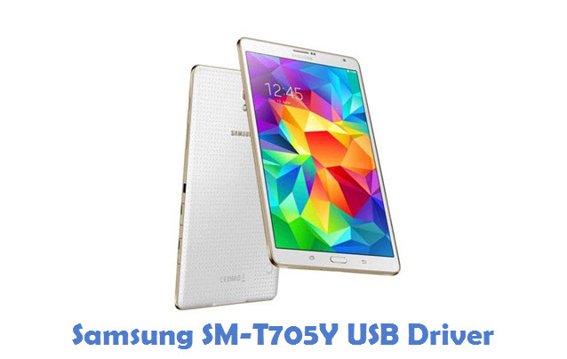 Samsung SM-T705Y USB Driver