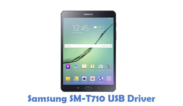 Samsung SM-T710 USB Driver