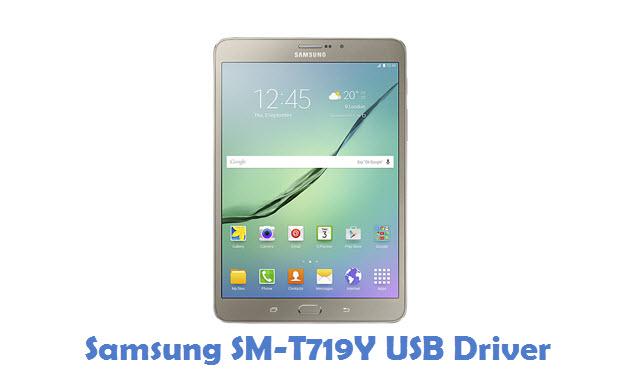 Samsung SM-T719Y USB Driver