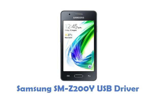 Samsung SM-Z200Y USB Driver