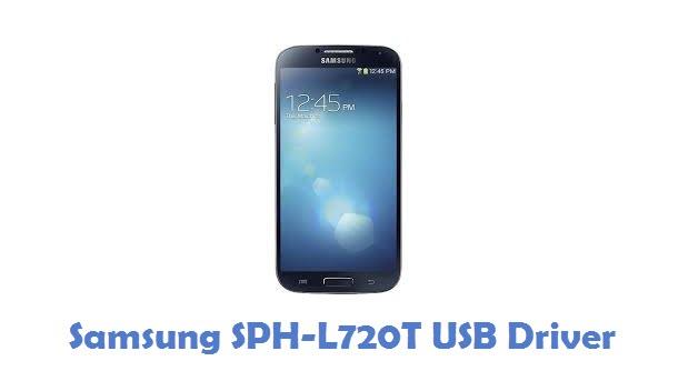 Samsung SPH-L720T USB Driver