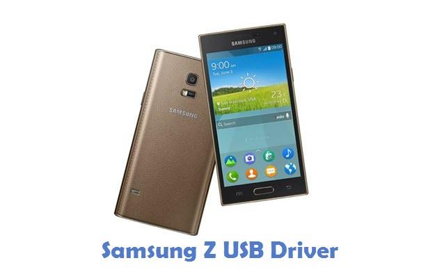 Samsung Z USB Driver