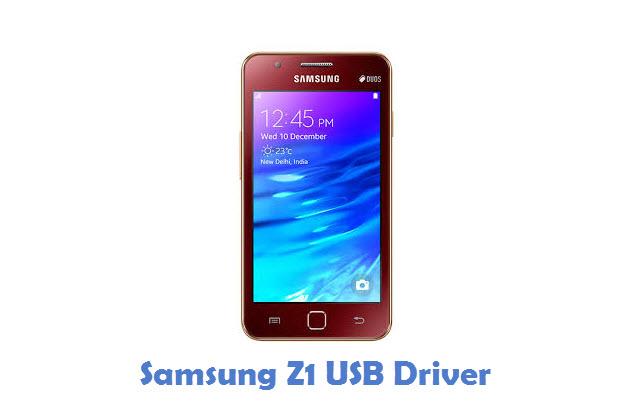 Samsung Z1 USB Driver