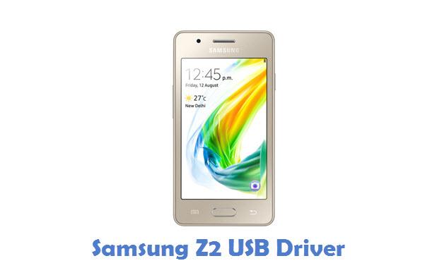 Samsung Z2 USB Driver