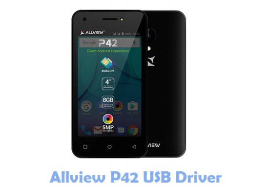 Download Allview P42 USB Driver