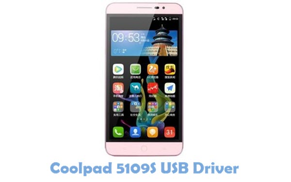 Download Coolpad 5109S USB Driver