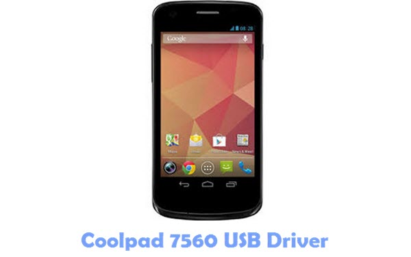 Download Coolpad 7560 USB Driver