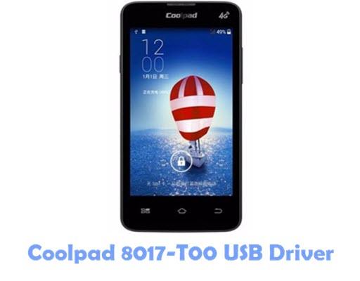 Download Coolpad 8017-T00 USB Driver