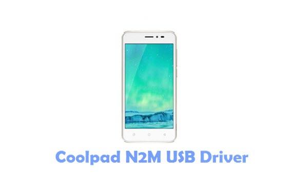 Download Coolpad N2M USB Driver