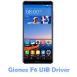 Gionee F6 USB Driver