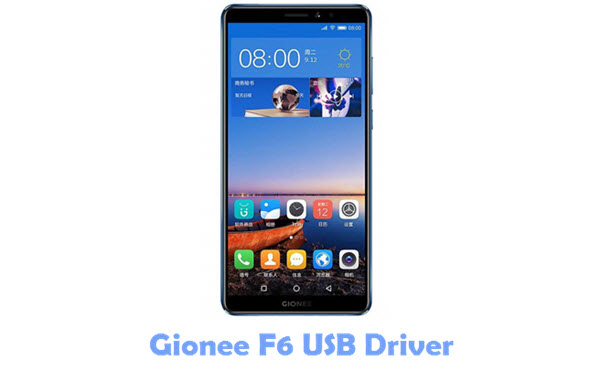 Download Gionee F6 USB Driver