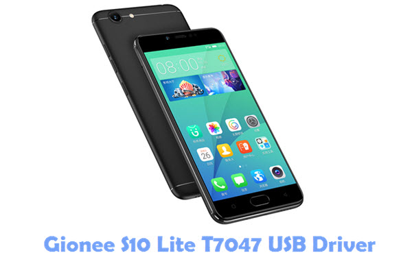 Download Gionee S10 Lite T7047 USB Driver