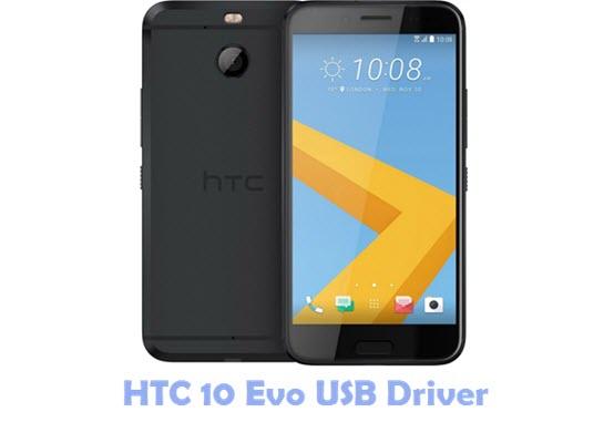 Download HTC 10 Evo USB Driver