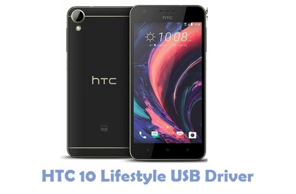 Download HTC 10 Lifestyle USB Driver