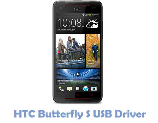 Download HTC Butterfly S USB Driver