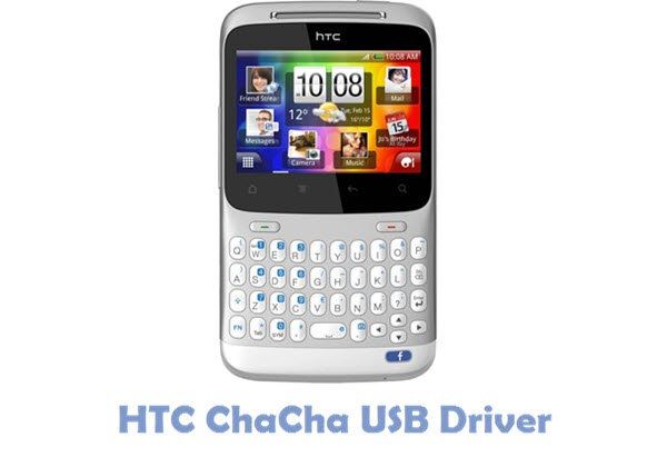 Download HTC ChaCha USB Driver