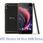 HTC Desire 10 Pro USB Driver