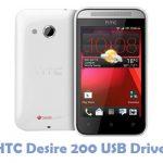 HTC Desire 200 USB Driver