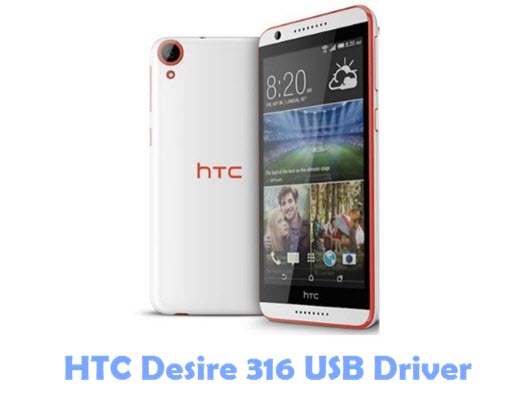 Download HTC Desire 316 USB Driver