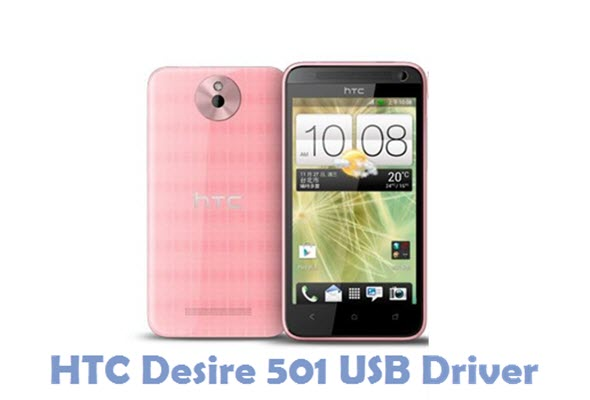 Download HTC Desire 501 USB Driver