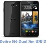 HTC Desire 516 Dual Sim USB Driver