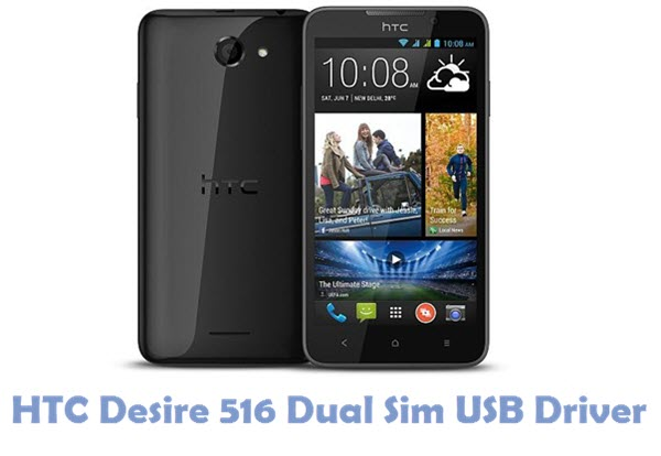 Download HTC Desire 516 Dual Sim USB Driver