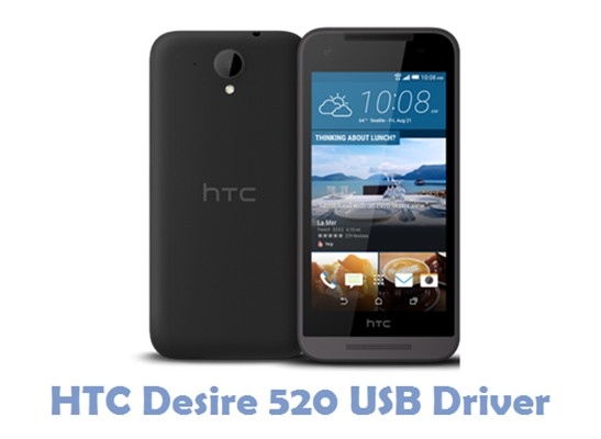 Download HTC Desire 520 USB Driver