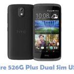 HTC Desire 526G Plus Dual Sim USB Driver