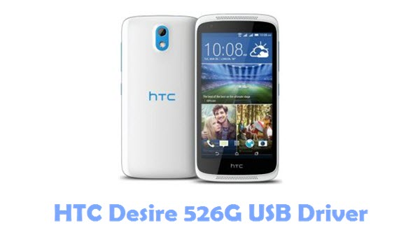 Download HTC Desire 526G USB Driver