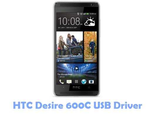 Download HTC Desire 600C USB Driver
