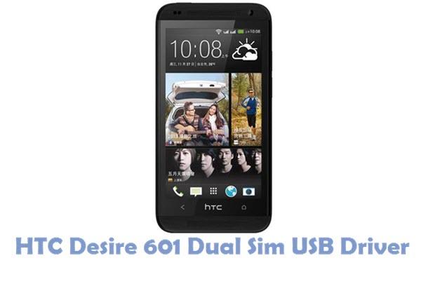 Download HTC Desire 601 Dual Sim USB Driver