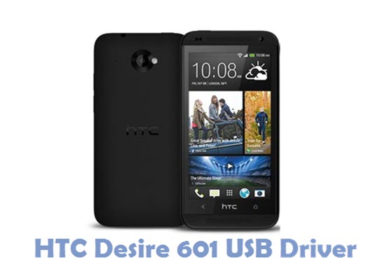 Download HTC Desire 601 USB Driver