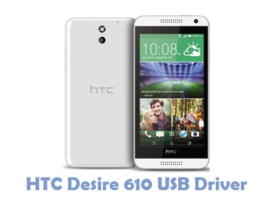 Download HTC Desire 610 USB Driver