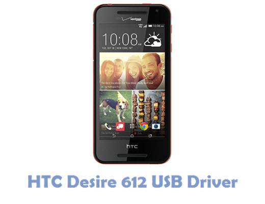 Download HTC Desire 612 USB Driver