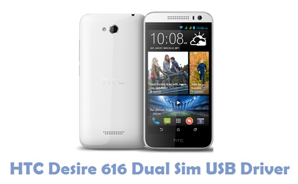 Download HTC Desire 616 Dual Sim USB Driver