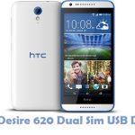 HTC Desire 620 Dual Sim USB Driver
