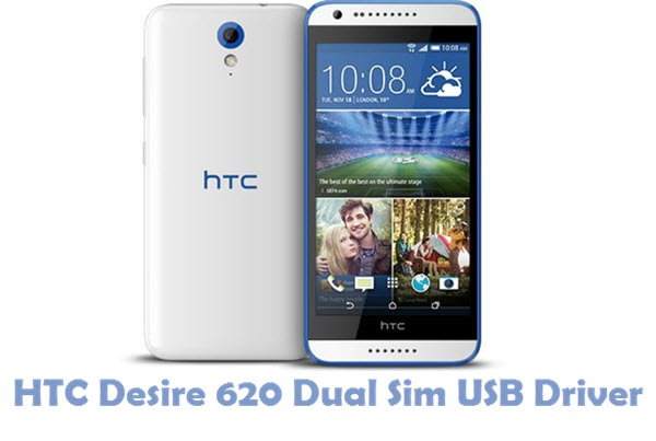 Download HTC Desire 620 Dual Sim USB Driver