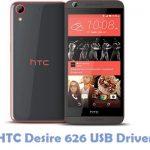 HTC Desire 626 USB Driver