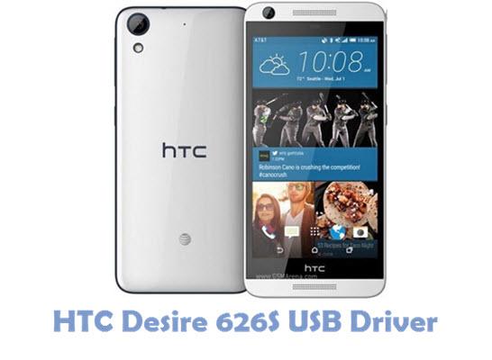 Download HTC Desire 626S USB Driver