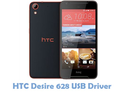 Download HTC Desire 628 USB Driver