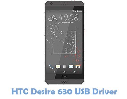 HTC Desire 630 USB Driver