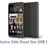 HTC Desire 700 Dual Sim USB Driver